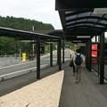 柳津駅2 ~BRTホーム~