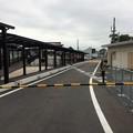 柳津駅5 ~バス専用道から一般道へ~