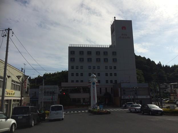 気仙沼駅13 ~駅前~