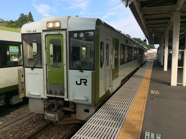 気仙沼駅15 ~出発前~