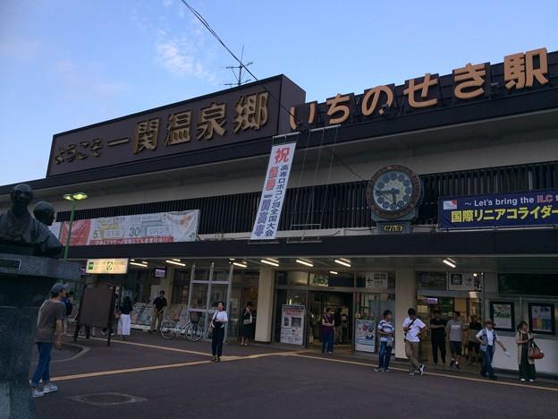 一ノ関駅8 ~駅舎~