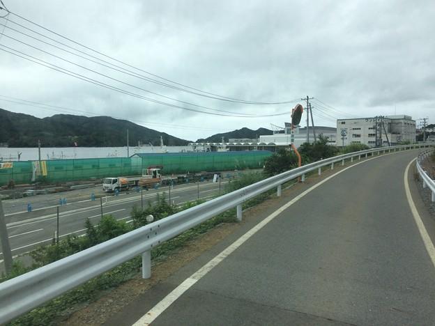 BRT路線風景4 ~大船渡魚市場付近~