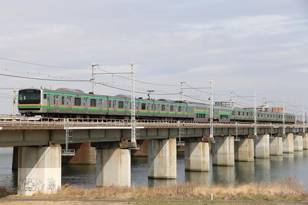 上野東京ラインE231系1000番台 U591編成