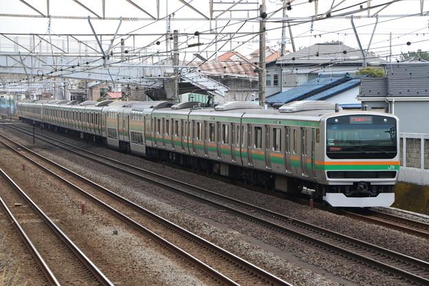 上野東京ラインE231系1000番台 U514編成