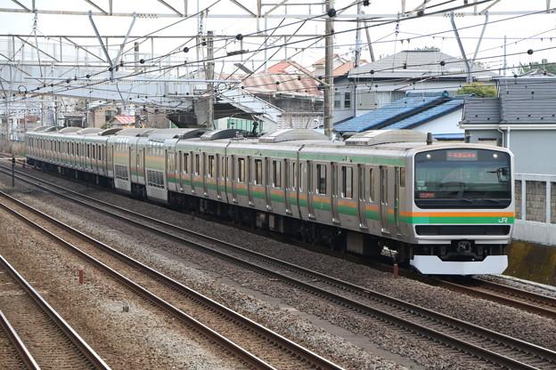 上野東京ラインE231系1000番台 K-17編成
