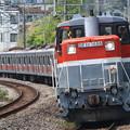 DE10 1666+東急5080系 5182F 甲種輸送