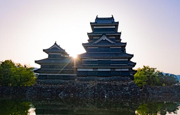 ダイヤモンド松本城