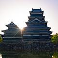 Photos: ダイヤモンド松本城