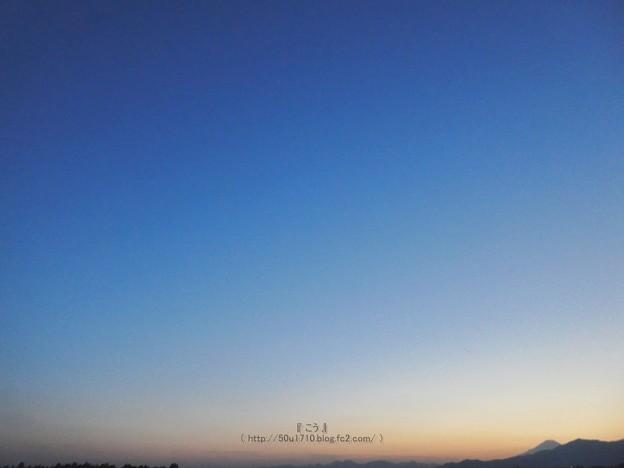 210227-富士山(夕) (1)