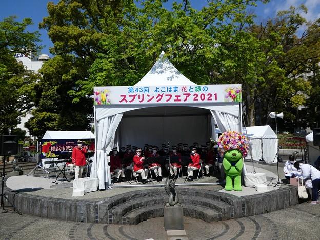 210409-ガーデンベアグリーティング@横浜公園 (16)