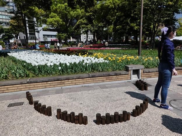 210409-ガーデンベアグリーティング@横浜公園 (78)