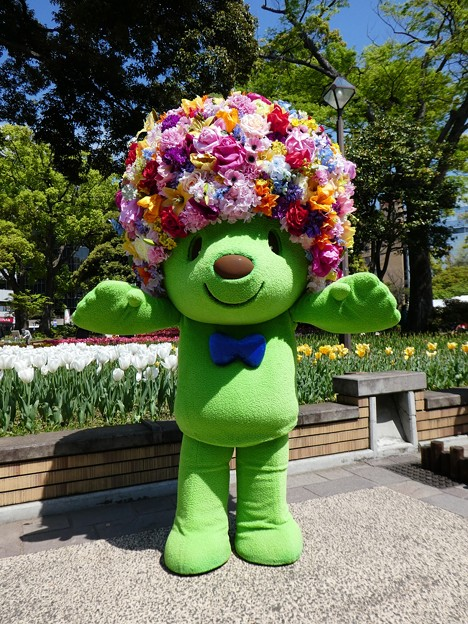 210409-ガーデンベアグリーティング@横浜公園 (84)