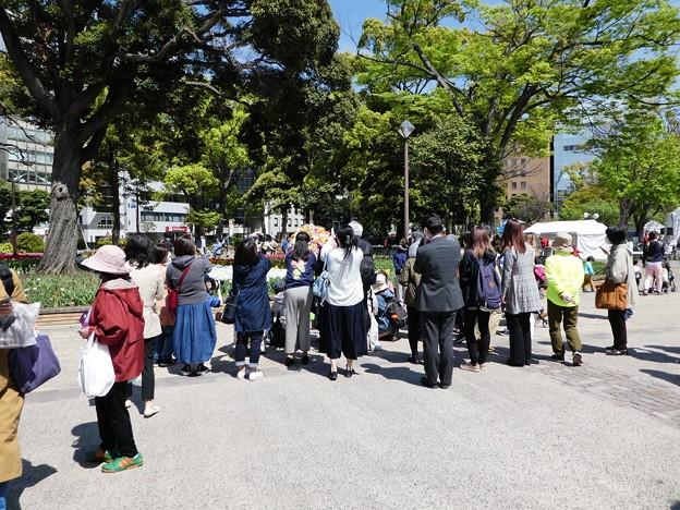 210409-ガーデンベアグリーティング@横浜公園 (115)