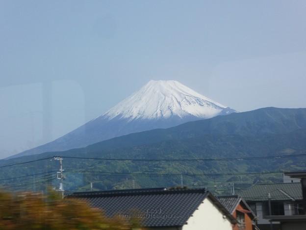 Photos: 210504-富士山(車窓) (3)