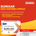 Photos: Buy Sunixar 25mg Capsule Online