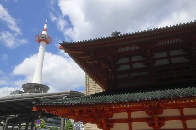 京都駅25