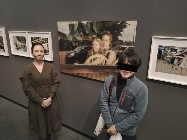 鵜川真由子写真展19
