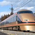 Photos: 東武鉄道100系スペーシア 「日光詣」編成 (特急スペーシアきぬがわ6号)