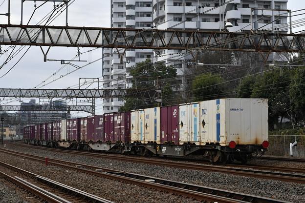 Photos: 貨物列車 73レ (後追い)