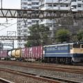 Photos: 貨物列車 72レ (EF652089)