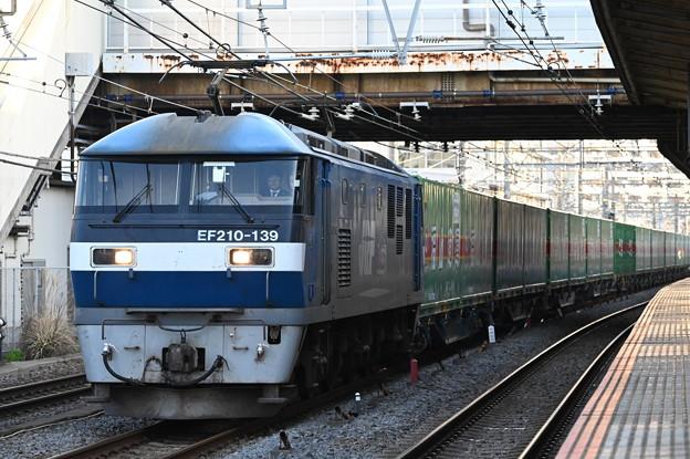 貨物列車 (EF210-139)