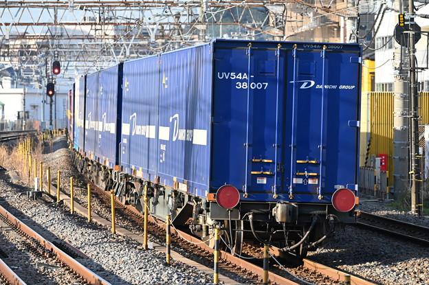 貨物列車 (後追い)