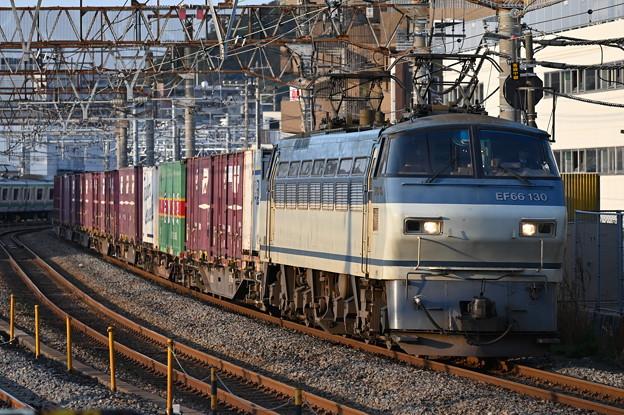 貨物列車 (EF66 130)