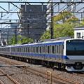 常磐線普通列車 (E531系)
