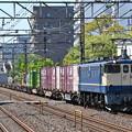 貨物列車 1091レ (EF652070)