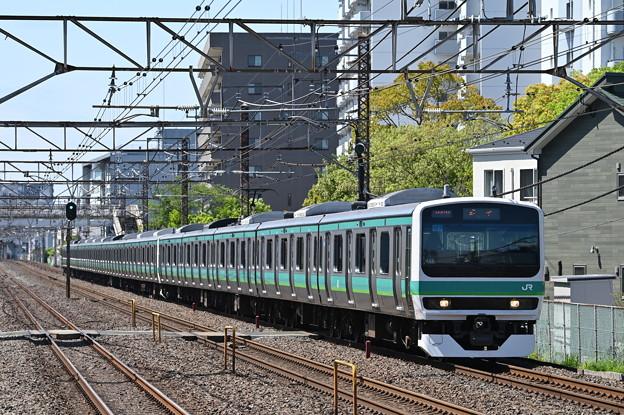 常磐線普通列車 (E231系)
