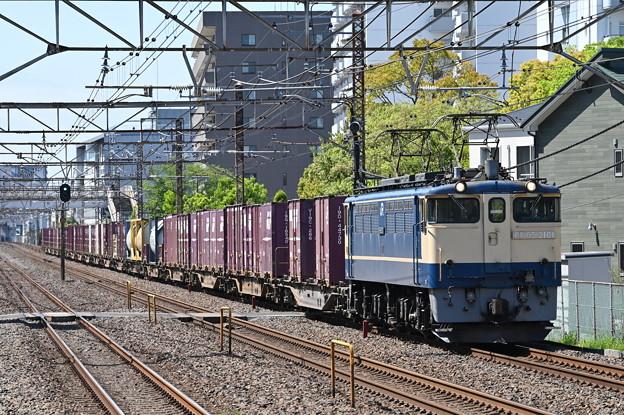 貨物列車72レ (EF652101)