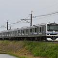 成田線 (我孫子~成田) 120周年記念列車 835M
