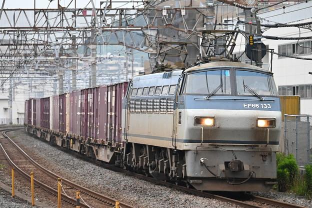 貨物列車 (EF66133)