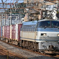 貨物列車 (EF66 111)