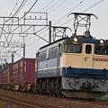 貨物列車 1092レ (EF652070)