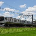 Photos: 成田線快速列車 (E217系)
