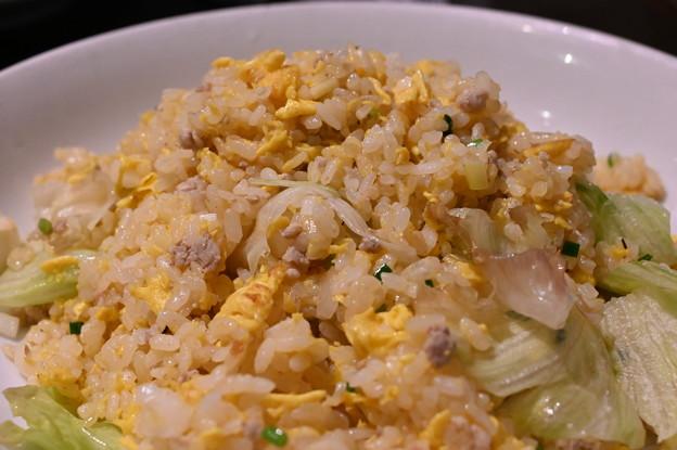 上海モダンの炒飯