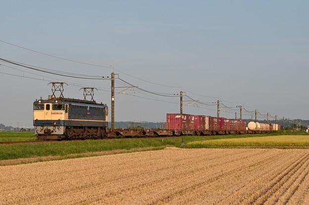 貨物列車 1092レ (EF652067)