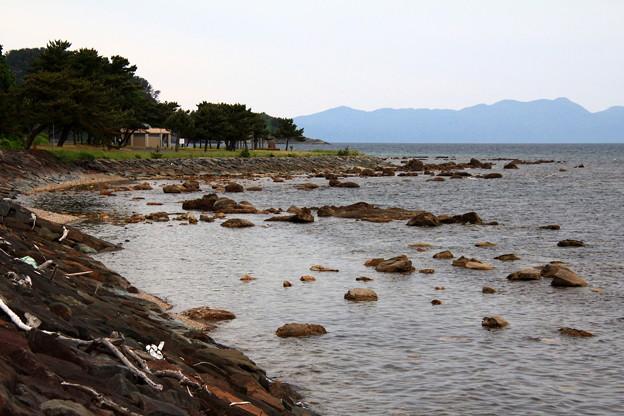 Photos: 夏泊半島・北東海岸