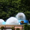 平和公園・噴水