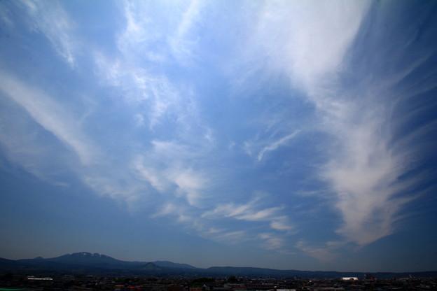 Photos: 雲はアーティスト