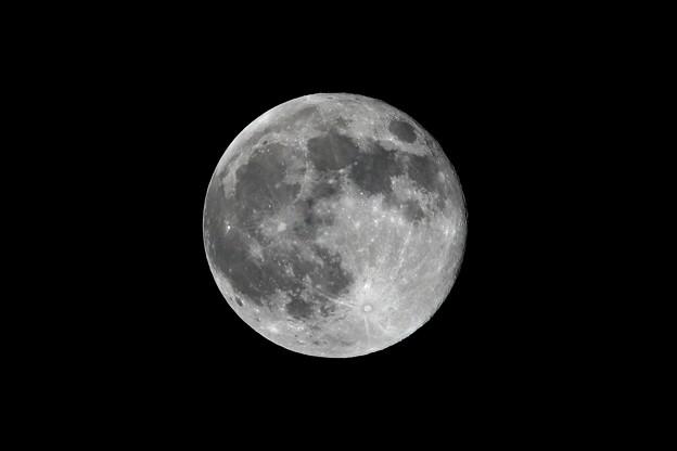 Photos: 満月(2021.4.27)