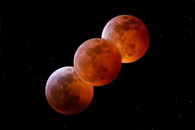 皆既月食2021.5.26B