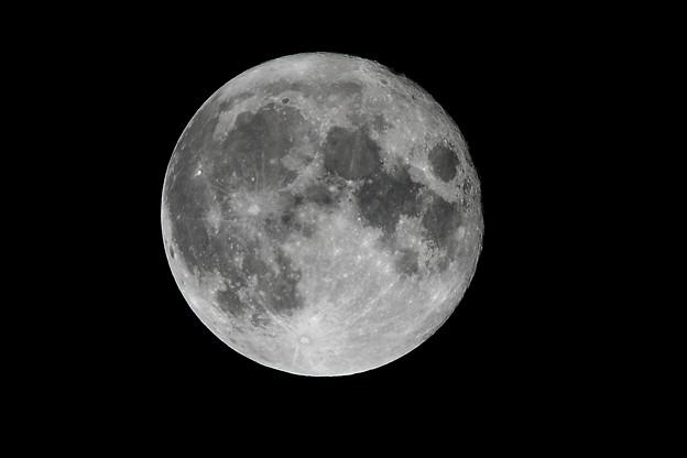 中秋の名月(2021.9.21)