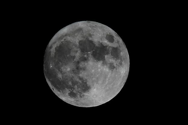 満月 ハンターズムーン(2021.10.20)