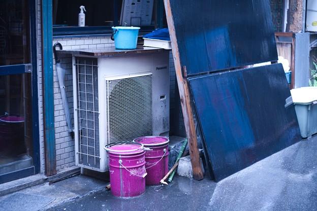 Photos: 食油リサイクル