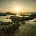 Photos: 浮き桟橋