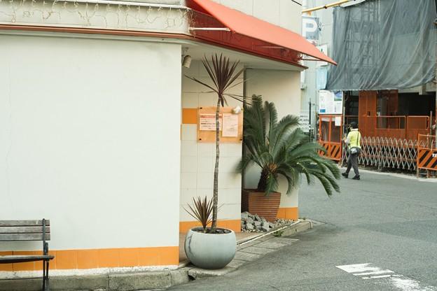 オレンジコーナー