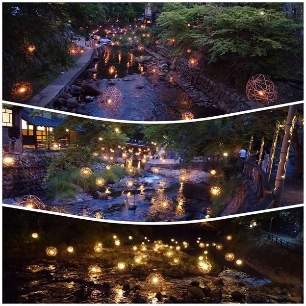 黒川温泉【湯あかり】