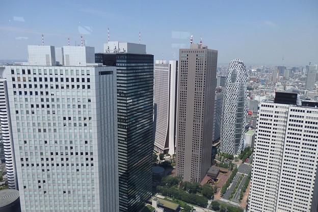 東京2  モード学園 コクーンタワー